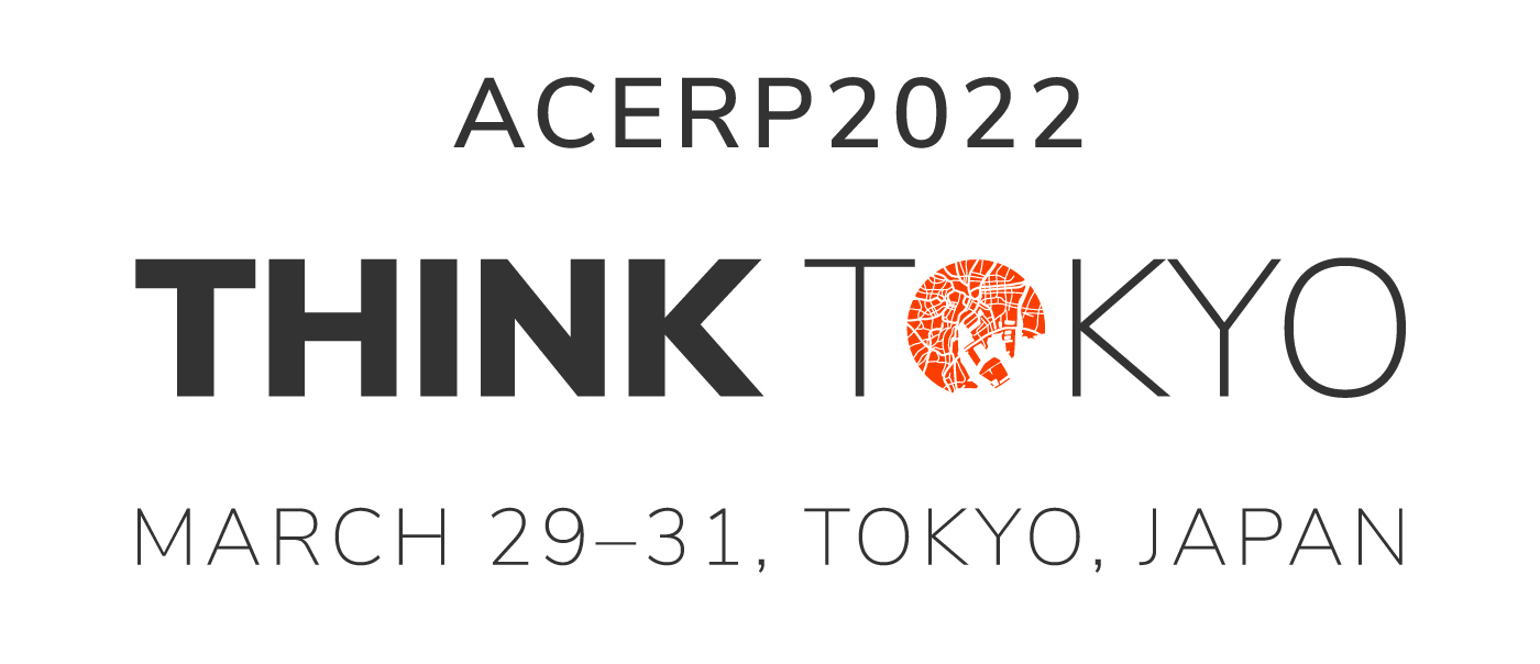 The 12th Asian Conference on Ethics, Religion & Philosophy (ACERP) Logo
